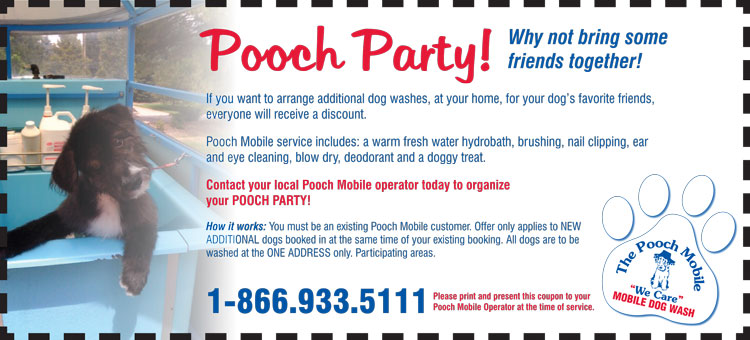tpm pooch party coupon